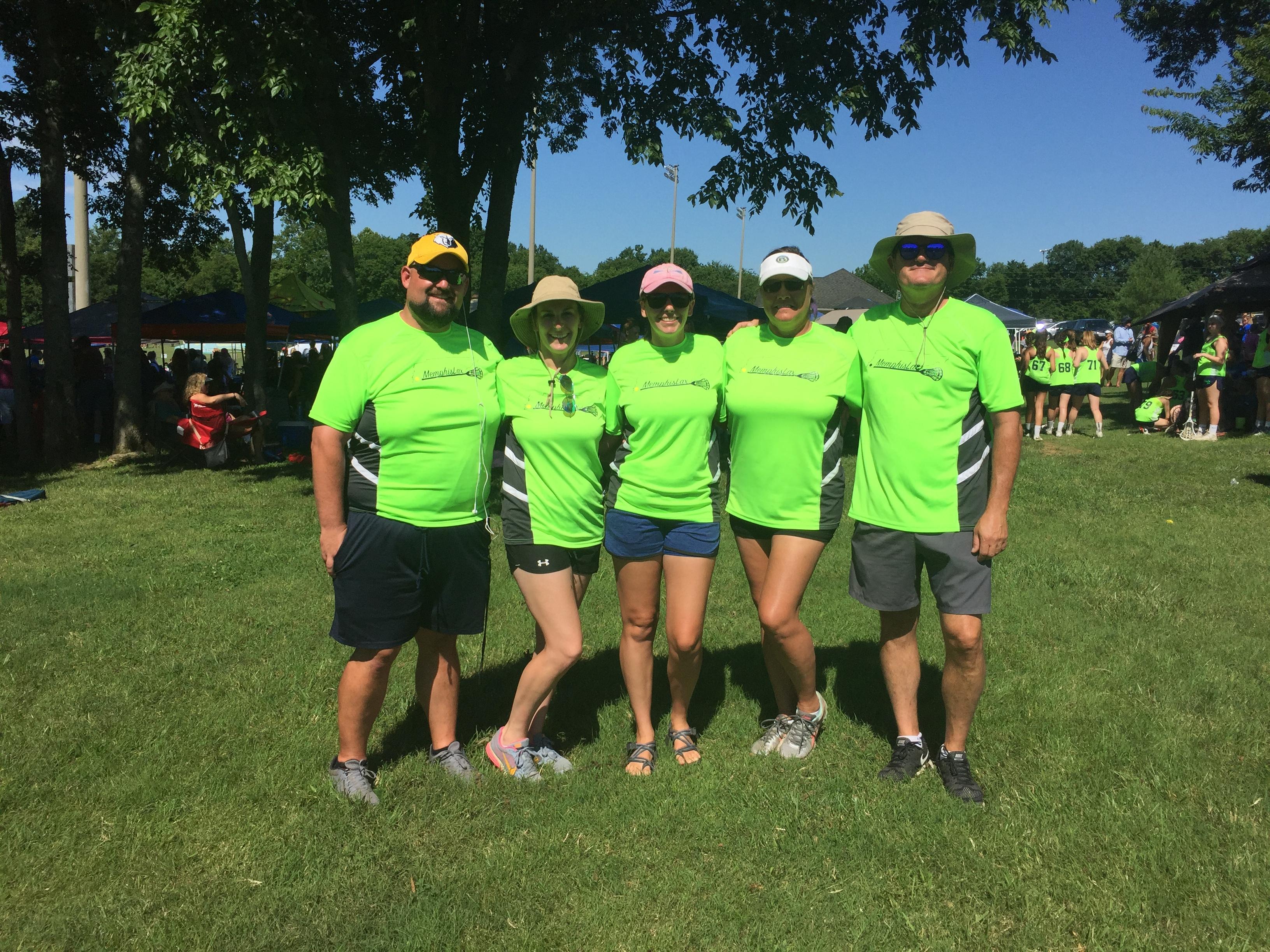 Nashville Coaching Team