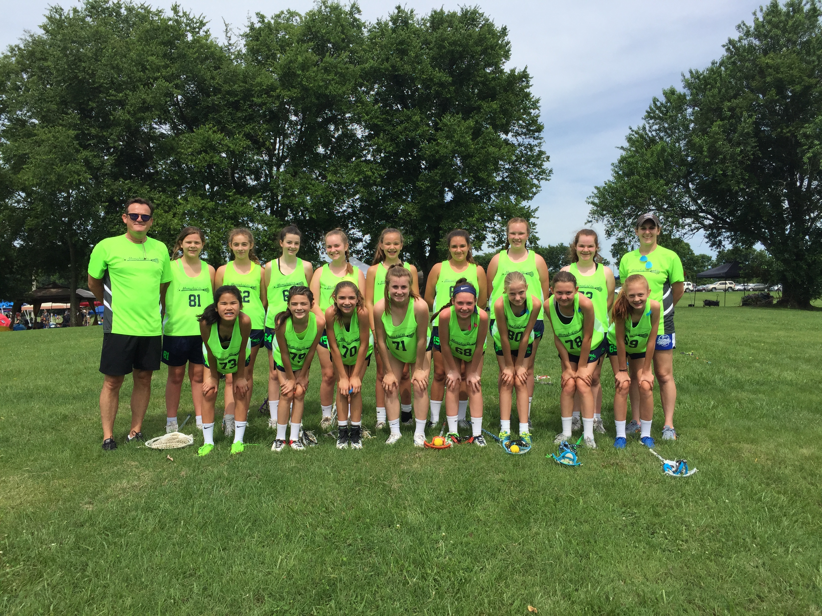 2017 Middle School Team